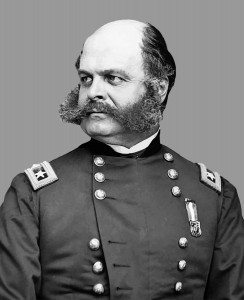 General Burnside replaced McClellan