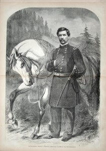 General George B McClellan, America's little Napoleon