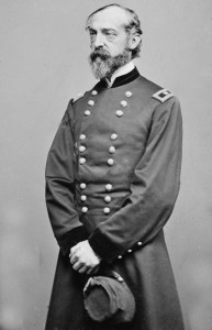 "General George G. Meade, aka ""the old snapping turtle."""
