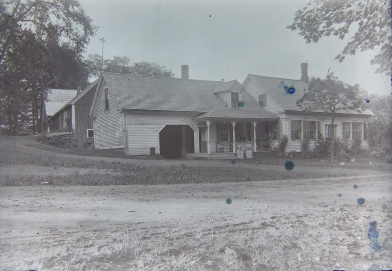 House identified on the junction of Rt. 2 and Cormier Road, now owned by the Rose family.