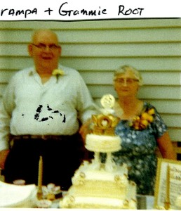 Grammie and Grampa Root