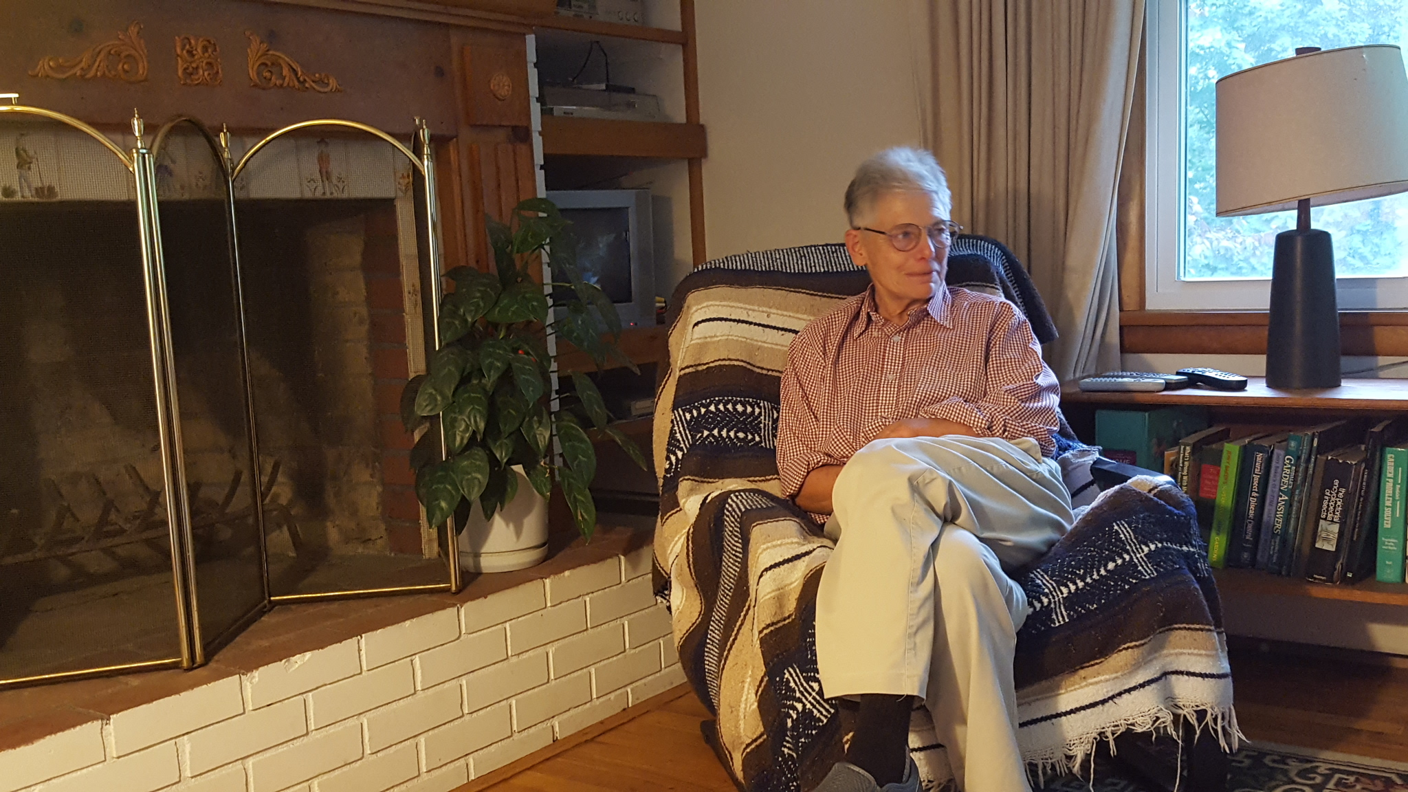 on her 80th birthday a danville artist shares her story